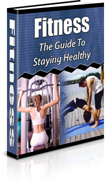Fitness Guide to Staying Healthy PLR