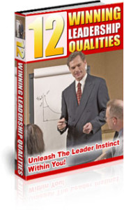 Possessing the 12 Winning Qualities