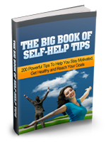 Big Book Of Self-Help Tips